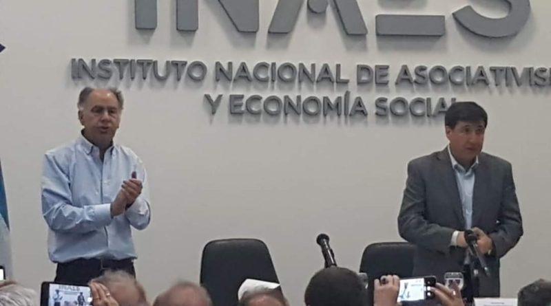 MARIO CAFIERO, NUEVO PRESIDENTE DEL INAES