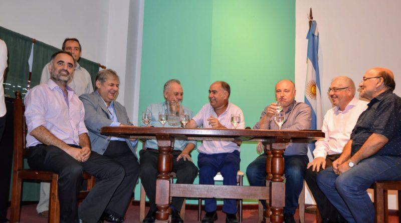EL PRESIDENTE DEL INAES VISITÓ LA COOPERATIVA DE OBRAS Y SERVICIOS PÚBLICOS DE RIO TERCERO LTDA.