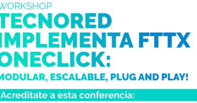 Tecnored implementa FTTX